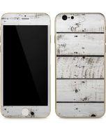 Weathered Wood iPhone 6/6s Skin