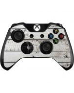 Weathered Wood Xbox One Controller Skin
