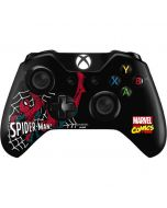 Web-Slinger Spider-Man Comic Xbox One Controller Skin