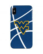 West Virginia Basketball iPhone XS Max Lite Case