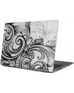 White Flourish Yoga 710 14in Skin