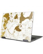 White Scattered Marble Yoga 710 14in Skin