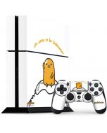 Who Wants To Be Gudetama PS4 Console and Controller Bundle Skin