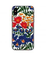 Wild Garden 4 iPhone X Skin