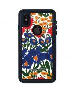Wild Garden 4 iPhone X Waterproof Case