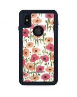 Wild Garden iPhone XS Waterproof Case
