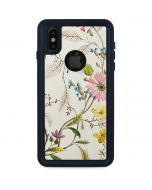Wildflowers by William Kilburn iPhone X Waterproof Case