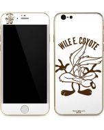 Wile E Coyote Big Head iPhone 6/6s Skin