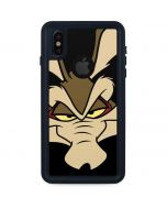 Wile E. Coyote iPhone XS Waterproof Case