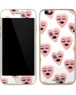 Winking Hearts iPhone 6/6s Skin