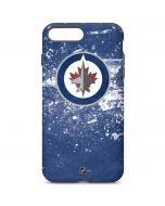 Winnipeg Jets Frozen iPhone 7 Plus Pro Case