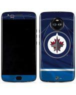 Winnipeg Jets Jersey Moto X4 Skin