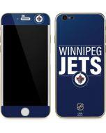 Winnipeg Jets Lineup iPhone 6/6s Skin