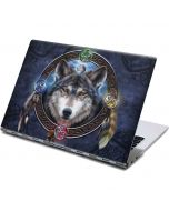 Wolf Symbols Yoga 910 2-in-1 14in Touch-Screen Skin