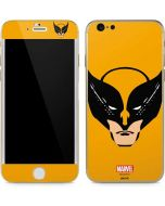 Wolverine Close Up iPhone 6/6s Skin