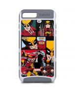 Wolverine Comic Collage iPhone 8 Plus Cargo Case