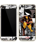 Wolverine Comic Strip iPhone 6/6s Skin