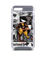 Wolverine Comic Strip iPhone 8 Plus Cargo Case