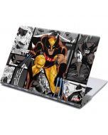 Wolverine Comic Strip Yoga 910 2-in-1 14in Touch-Screen Skin