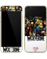 Wolverine Eras iPhone 6/6s Skin