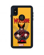 Wolverine iPhone XS Waterproof Case