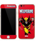 Wolverine Ready For Action iPhone 6/6s Skin