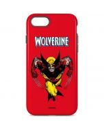 Wolverine Ready For Action iPhone 8 Pro Case