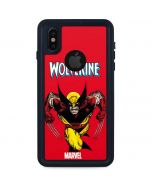 Wolverine Ready For Action iPhone XS Waterproof Case