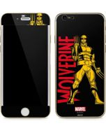 Wolverine Suited Up iPhone 6/6s Skin