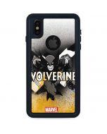 Wolverine X-Men iPhone XS Waterproof Case
