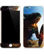 Wonder Woman Action Shot iPhone 6/6s Plus Skin