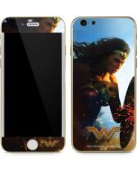 Wonder Woman Action Shot iPhone 6/6s Skin
