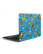 Wonder Woman Blast Zenbook UX305FA 13.3in Skin