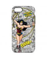 Wonder Woman Comic iPhone 8 Pro Case
