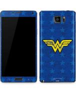 Wonder Woman Emblem Galaxy Note5 Skin