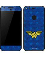 Wonder Woman Emblem Google Pixel Skin
