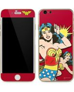 Wonder Woman in Action iPhone 6/6s Skin