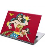 Wonder Woman in Action Yoga 910 2-in-1 14in Touch-Screen Skin