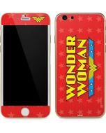 Wonder Woman Logo iPhone 6/6s Skin