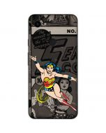 Wonder Woman Mixed Media Google Pixel 3a Skin