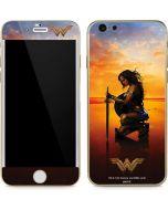 Wonder Woman Movie Poster iPhone 6/6s Skin