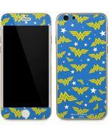 Wonder Woman Pattern iPhone 6/6s Skin