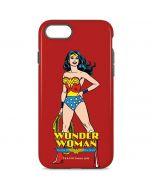 Wonder Woman Portrait iPhone 8 Pro Case
