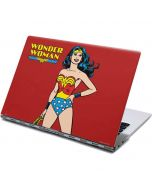 Wonder Woman Portrait Yoga 910 2-in-1 14in Touch-Screen Skin