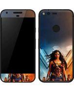 Wonder Woman Unconquerable Warrior Google Pixel Skin