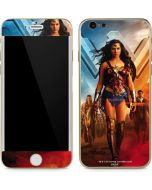 Wonder Woman Unconquerable Warrior iPhone 6/6s Skin