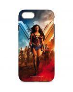 Wonder Woman Unconquerable Warrior iPhone 8 Pro Case