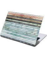 Wooden Stripes Yoga 910 2-in-1 14in Touch-Screen Skin