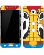 Woody Apparel Galaxy S6 Edge Skin