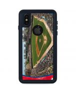 Wrigley Field - Chicago Cubs iPhone X Waterproof Case